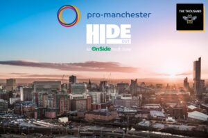 HideOut Announced As pro-manchester Latest Chairmans Charity Partner