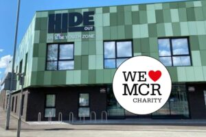 MANCHESTER'S RISING STARS FUND HAS FOUND AN EXCITING NEW PARTNER IN HIDEOUT YOUTH ZONE