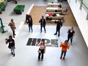 WATCH: Take a sneak peek inside HideOut Youth Zone