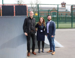 ANS GROUP TO SUPPORT HIDEOUT YOUTH ZONE EAST MANCHESTER