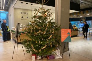 HideOut joins Bruntwood Charity for their Christmas Wishing Tree Campaign
