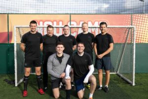 GCA Altium hosts charity football tournament in support of HideOut Youth Zone