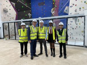 """HideOut Youth Zone is absolutely fantastic"" says Theo Paphitis"